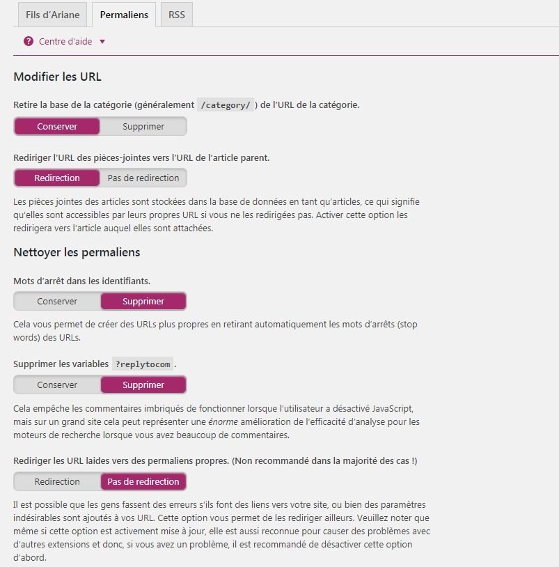 wordpress seo yoast google analytics