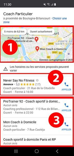 Est-ce que Google My Business est gratuit