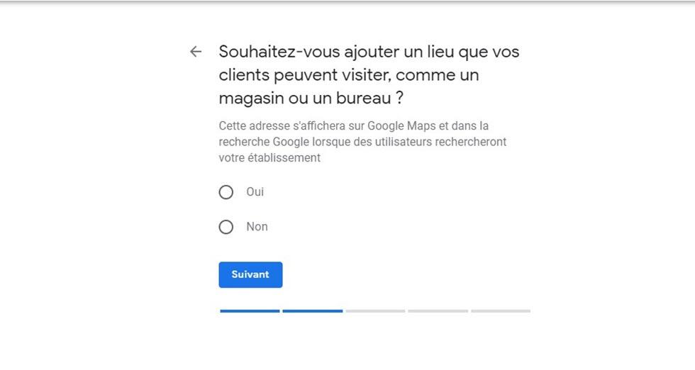 comment créer une fiche google my business
