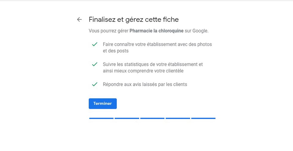 comment optimiser google my business